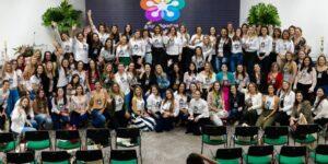 Evento reúne 150 mulheres para discutir formas de comunicação mais eficientes entre campo e cidade